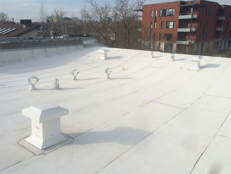 Achievements Flat Roof Archives ⋆ Union Roofing